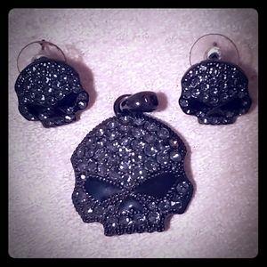 Pendant/earrings